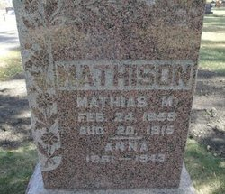 Mathias Martinus Mathison
