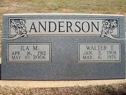 Ila Mendy <I>Jones</I> Anderson