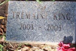 Tremaine King