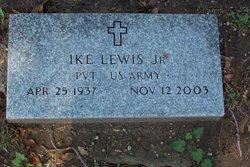 Ike Lewis, Jr
