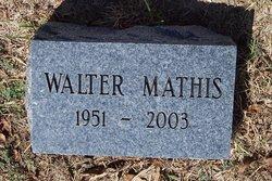 Walter Mathis