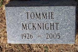 Tommie McKnight