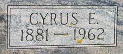 Cyrus Edward Harrington