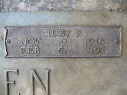 Ruby Pearl <I>Coolbaugh</I> Booten