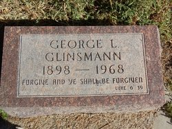 George Louis Glinsmann
