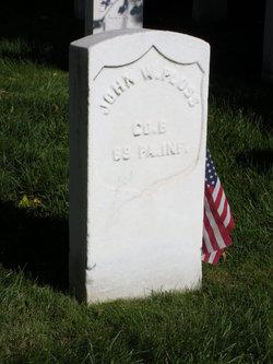 PVT John W. Ploss