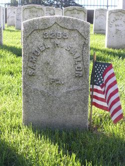 Pvt Samuel W. Sailor