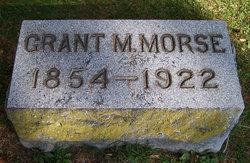 Grant Marion Morse