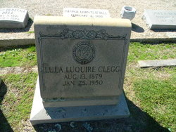 Lula Frances <I>Luquire</I> Clegg