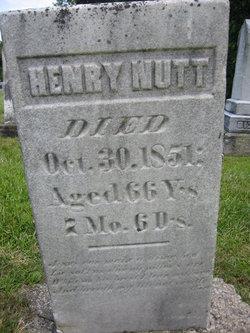 Henry Nutt