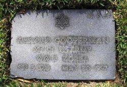 Harold Cooperman