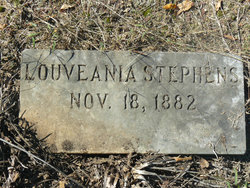 Louveania <I>Watkins</I> Stephens