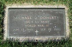 Michael J Doherty