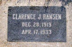 Clarence Judkins Hansen