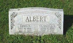 Mrs Emma R. <I>Heaney</I> Albert
