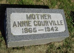 Annie <I>Manny</I> Courville