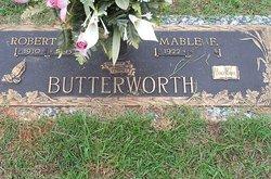 """Robert Frank """"Tot"""" Butterworth"""