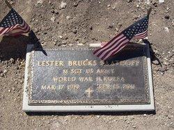 Lester Brucks Saathoff