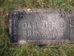Darwin Dale Brinkman