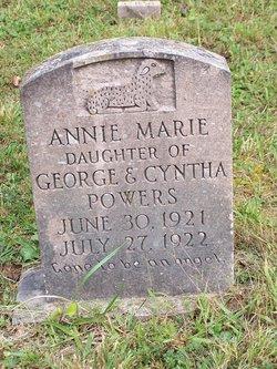 Annie Marie Powers
