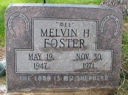 Melvin Harold Foster