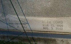 Ruth <I>Ford</I> Spivey