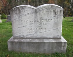 Mary E. <I>Cole</I> Bowley