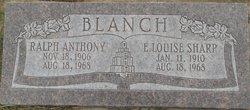 Edna Louise <I>Sharp</I> Blanch