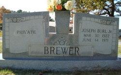 T SGT Joseph Burl Brewer, Jr