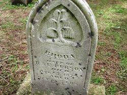 Rhoda Burson