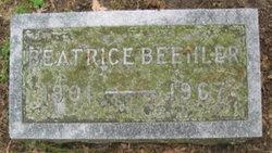 Beatrice Beehler
