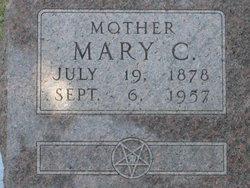 Mary C <I>Robertson</I> Arp