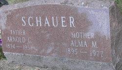 Alma Marie <I>Polsfuss</I> Schauer