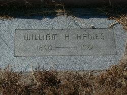 William Henry Hawes
