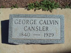 George Calvin Cansler