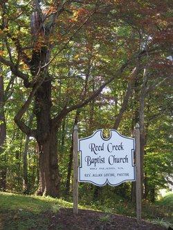 Reed Creek Baptist Church Cemetery