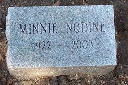 Minnie Nodine
