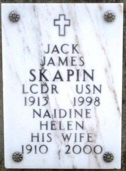 LCDR Jack James Skapin