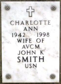 Charlotte Ann Smith
