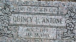 Quincy Antone