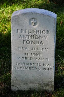 Frederick Anthony Fonda