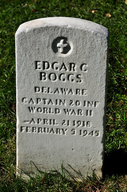 Capt Edgar Clayton Boggs