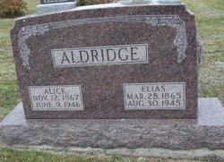 Alice <I>See</I> Aldridge