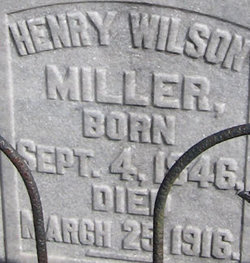 Henry Wilson Miller