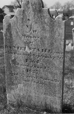 Daniel Stahl, Sr