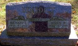 Helen M. <I>Berlin</I> Benedict