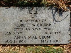 Robert W Crump