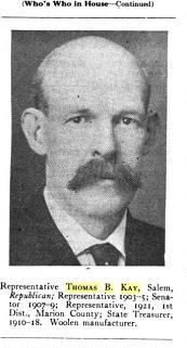 Thomas Benjamin Kay