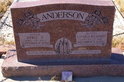 LaVerla <I>Richards</I> Anderson