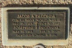 Jacob A Degonda